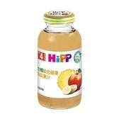 HiPP喜寶 生機綜合蘋果鳳梨果汁200ml[衛立兒生活館]