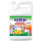 【奇奇文具】妙管家 植粹酵素洗潔精1加侖桶(4000g)