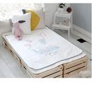 韓國 Petit Bird 竹纖維~嬰幼兒防水保潔床墊(防尿墊)(100X135cm)大象家族 900元
