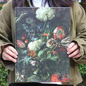 手繪學生8K小清新簡約復古素描本美術繪畫學生用速寫本畫畫8開 范思蓮恩