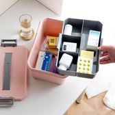 手提雙層醫藥箱醫用箱家庭小藥箱家用多層收納盒藥品收納盒急救箱【聖誕節鉅惠8折】