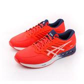 亞瑟士 ASICS fuzeX 運動鞋 紅色 男鞋 T639N-2101 no274