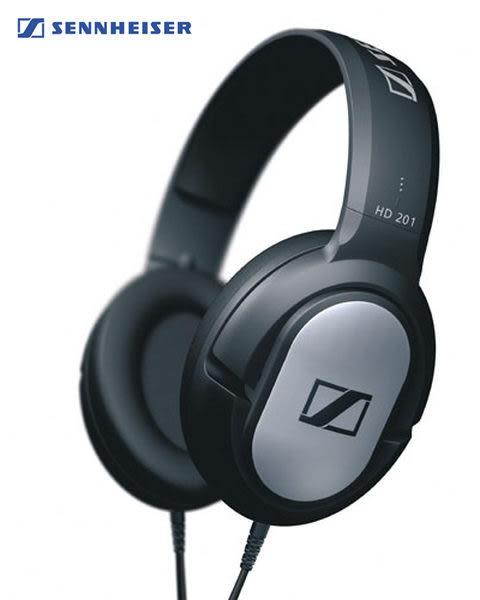 【台中平價鋪】全新 德國 聲海 Sennheiser HD 201 封閉型耳罩式耳機 公司貨