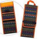 【樂youyou】民族風★加固款★露營配件收納包(三段式收納設計) 收納袋 工具袋 工具包 露營收納袋