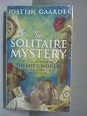 【書寶二手書T1/原文小說_KCV】The Solitaire Mystery_Jostein Gaarder