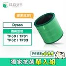 綠綠好日 獨家 高效抗菌型 二合一 濾芯 適 Dyson TP00 01 03 02 BP01 AM11 清淨機