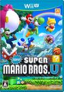 Wii U新 超級瑪利歐兄弟 U -日文...