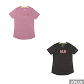 MIZUNO 女 路跑短袖T恤 吸濕 排汗 透氣-J2TA170109/J2TA170166