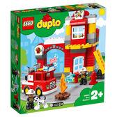LEGO樂高 得寶系列 10903 消防局 積木 玩具