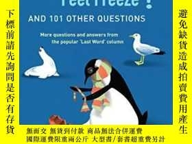 二手書博民逛書店Why罕見Don t Penguins Feet Freeze?Y364682 New Scientist