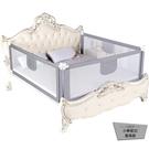 床圍欄寶寶兒童防摔防護欄床上擋板嬰兒防掉大床邊欄【小檸檬3C數碼館】