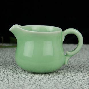 龍泉青瓷茶海 公道杯