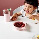 5支裝 創意可愛兒童水果叉勺套裝家用卡通甜品叉不銹鋼北歐ins風咖啡勺 黛尼時尚精品