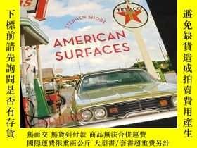 二手書博民逛書店斯蒂芬·肖爾:《美國表面》英文原版罕見Stephen Shore: American SurfacesY210