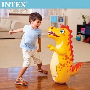 【INTEX】動物造型充氣不倒翁-恐龍