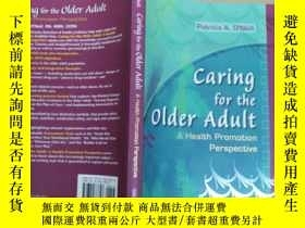 二手書博民逛書店Caring罕見for the Older Adult老年人護理