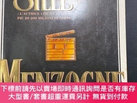 二手書博民逛書店意大利原版:罕見MENZOGNE DANIELLE STEELY203000 DANIELLE STEEL D
