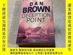 二手書博民逛書店Dan罕見Brown Deception PolntY21282
