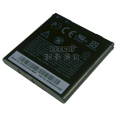 HTC 原廠電池 EVO 3D,Titan X310E,Sensation XL X315E (GB86100) 1730mAh 3.8V