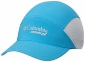 【Columbia】涼感快排棒球帽 - 藍色CU0067(BL)