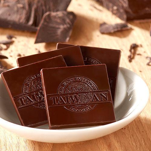 【好食家】100%純黑巧克力(128g/盒)