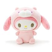 小禮堂 美樂蒂 沙包玩偶 (冰原動物系列) 4550337-71322