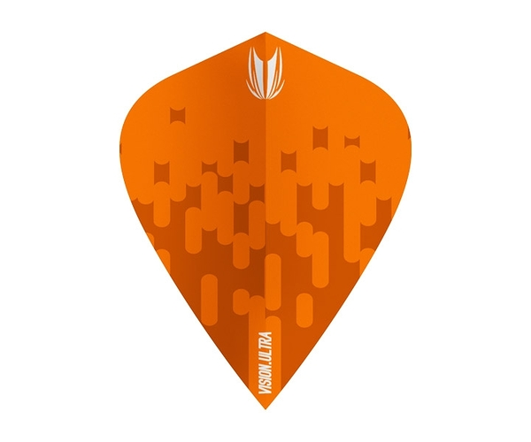 【TARGET】VISION ULTRA ARCADE Kite Orange 333790 鏢翼 DARTS