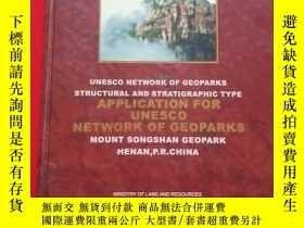 二手書博民逛書店APPLICATION罕見FOR UNESCO NETWORK