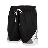 NIKE系列-Jordan Dri-FIT Air Diamond 男款黑白色拼接運動短褲-NO.cv3087011