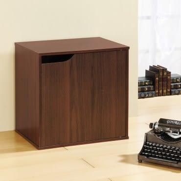 Hopma 百搭疊疊櫃-胡桃木色