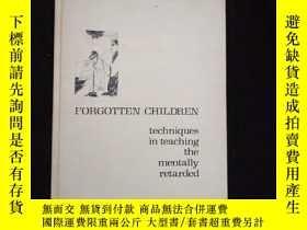 二手書博民逛書店FORGOTTEN罕見CHILDREN 精裝Y443735 RICHARD GREENE 出版1972