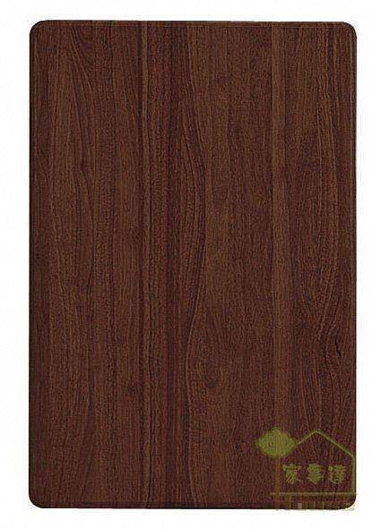 [ 家事達] TMT 3*2尺 長方型實木餐桌面板 (TAR-60)-