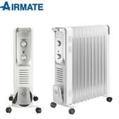 AIRMATE 艾美特 HU15105 機械式11葉片雙U型發熱電暖器 原廠保固1年