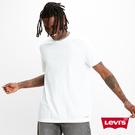 Levis 男款 短袖T恤 / LEJ 3D剪裁 / 全一色一體成型Logo、棕梠葉印花
