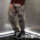 【2028】菁英之選戰術迷彩多口袋休閒長褲(灰色)● 樂活衣庫