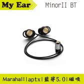 Marshall Minor ii Bt 頸掛式 藍芽 耳機 APTX 入耳式 磁吸   My Ear 耳機專門店