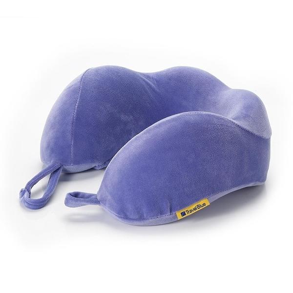 【南紡購物中心】【Travel Blue 英國藍旅】Tranquillity 寧靜頸枕 紫色 TB212-PR (1300)