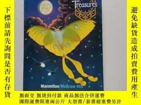 二手書博民逛書店Treasures:罕見A Reading Language Arts Program 5th Grade (大1