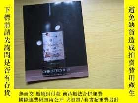 二手書博民逛書店CHRISTIE'S罕見HONG KONG FINEST AND