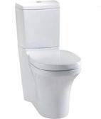【麗室衛浴】美國 KOHLER Freelance系列 雙體馬桶 K-17509T-H   附抗刮擦馬桶蓋