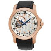 【人文行旅】SEIKO | 精工錶 SSA278J1 Premier 優雅羅馬時尚機械錶