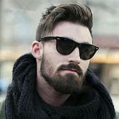 墨鏡歐美大框太陽鏡男士偏光眼鏡墨鏡個性潮人新款開車睛司機駕駛CY潮流站