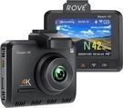Rove Stealth【美國代購】4K Pro行車記錄器-UHD 3840x2160P 8MP 4K WiFi
