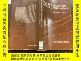 二手書博民逛書店High-Temperature罕見SuperconductivityY171500 看圖 看圖