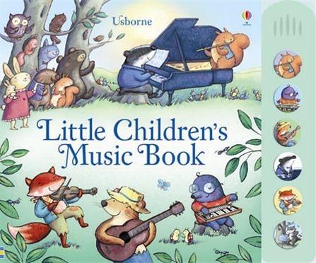 Little Children's Music Book 小朋友的音樂書