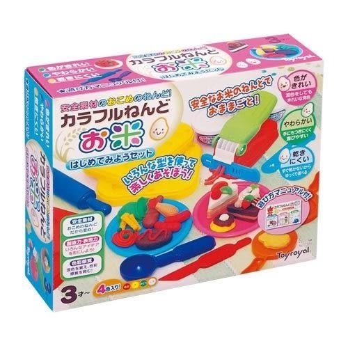 【震撼精品百貨】樂雅Toyroyal 米黏土-下午茶組