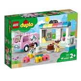 【南紡購物中心】【LEGO 樂高積木】Duplo 得寶系列 - 麵包店 10928