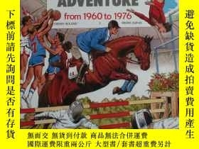 二手書博民逛書店THE罕見OLYMPIC ADVENTURE FROM 1960