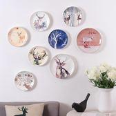 創意麋鹿餐廳墻面墻上裝飾品鹿頭壁掛