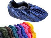 約翰家庭百貨》【E0023】加厚耐磨防水鞋套 雨鞋套 洗車鞋套 可機洗 一雙價格 顏色隨機出貨